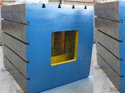铸铁方箱-铸铁方筒