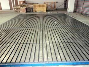 大型铸铁平板-大型铸铁平板厂家